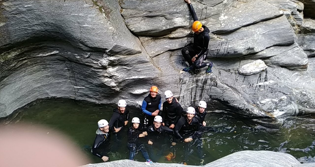 Canyoning Valmalle